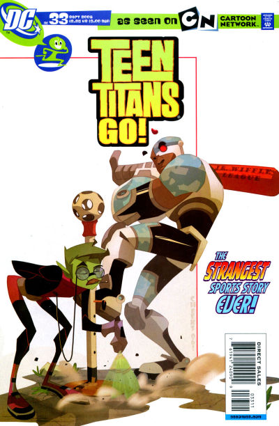 Teen Titans Go! Vol 1 33