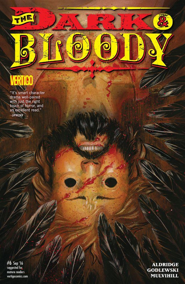 The Dark & Bloody Vol 1 6