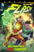 The Flash Annual Vol 4 2