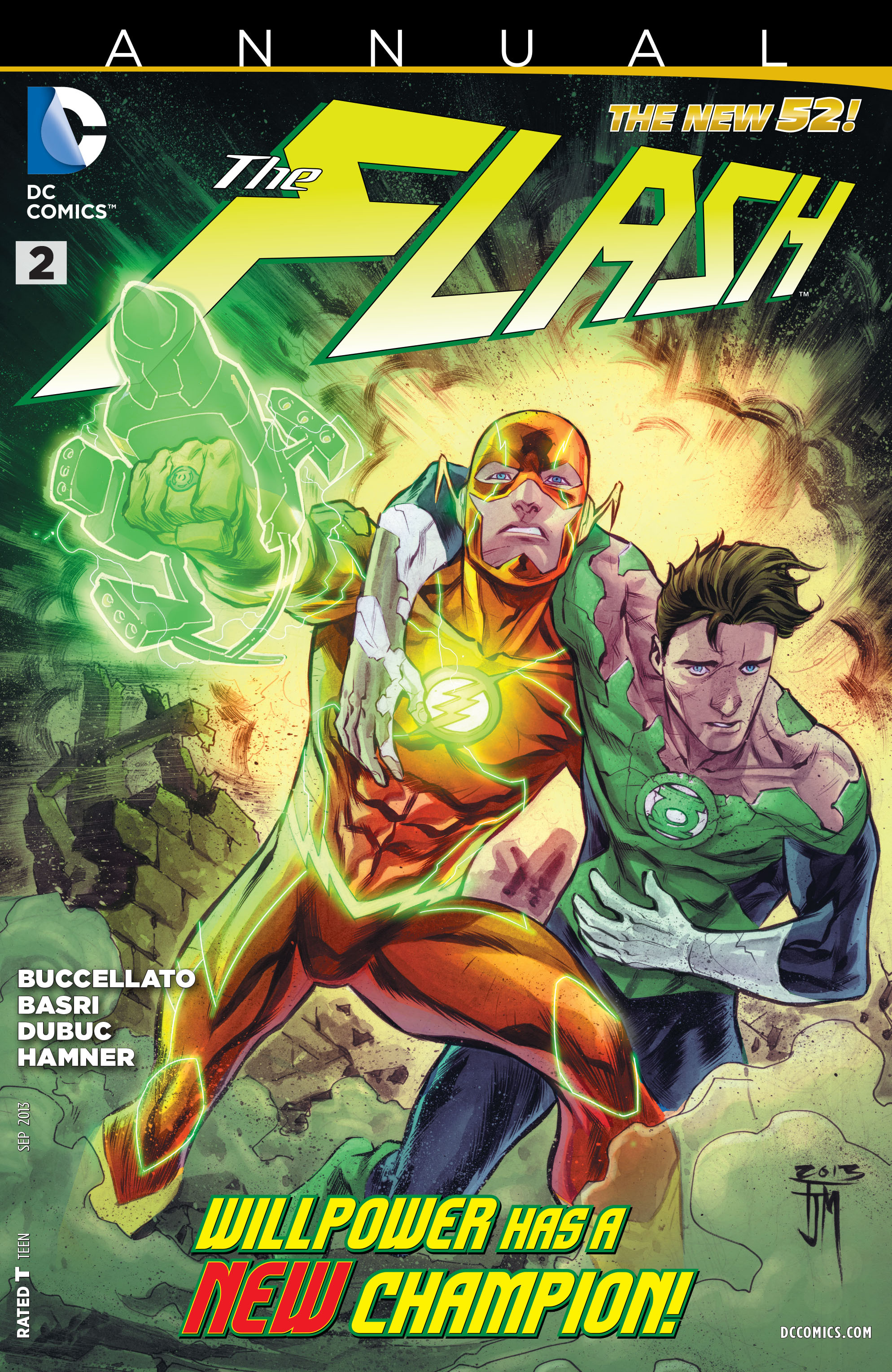 The Flash Annual Vol 4 2