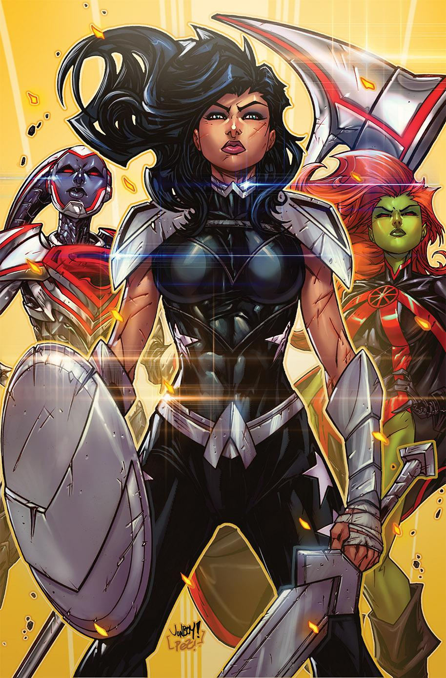 Donna Troy (Prime Earth)