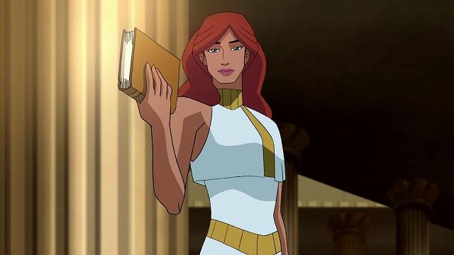 Alexa (Wonder Woman 2009 Movie)