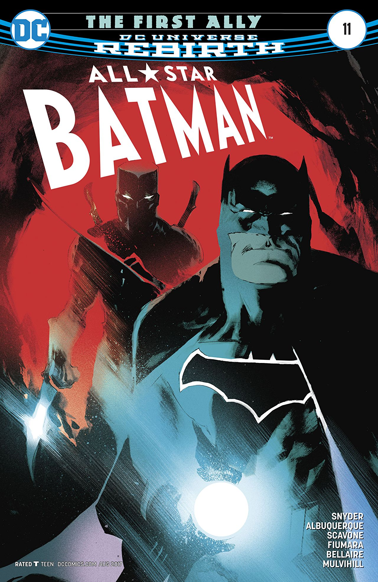 All-Star Batman Vol 1 11
