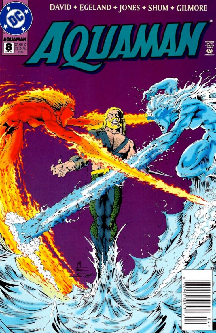 Aquaman Vol 5 8