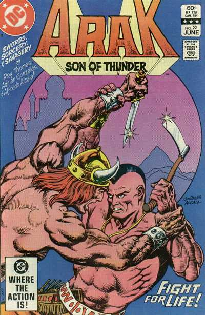 Arak: Son of Thunder Vol 1 22