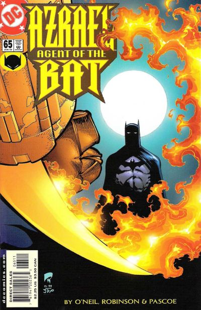 Azrael: Agent of the Bat Vol 1 65