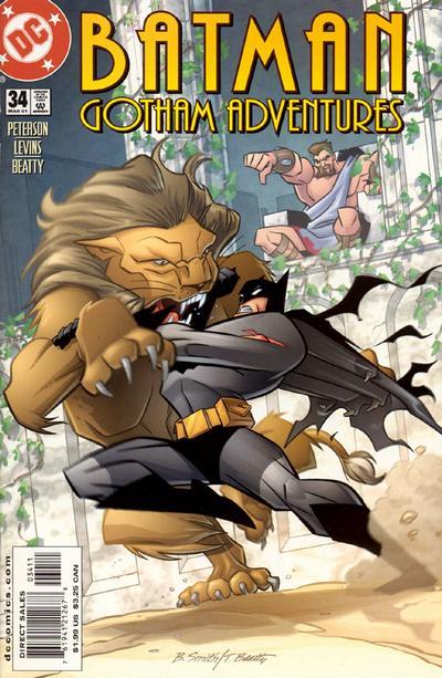 Batman: Gotham Adventures Vol 1 34