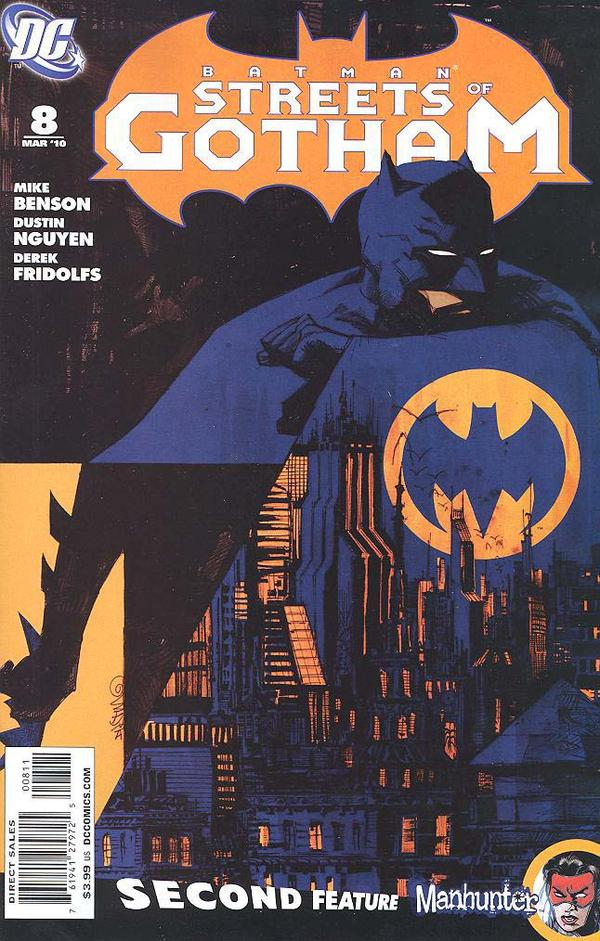 Batman: Streets of Gotham Vol 1 8