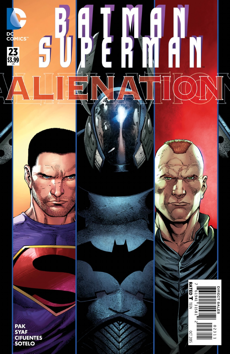 Batman/Superman Vol 1 23