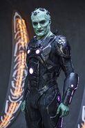 Brainiac Krypton TV Series 0001
