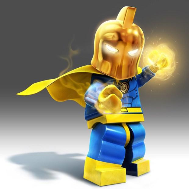 Kent Nelson (Lego Batman)