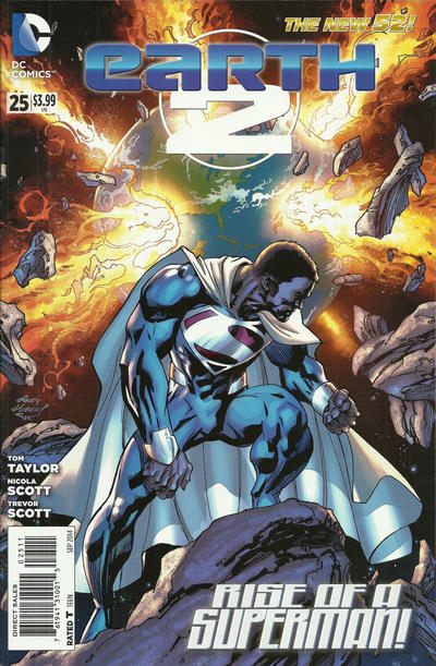 Earth 2 Vol 1 25