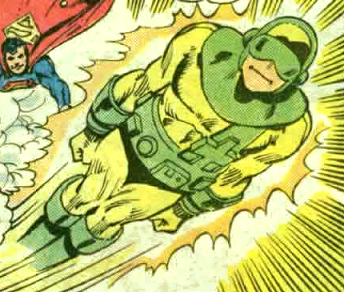 Exploder (Earth-One)