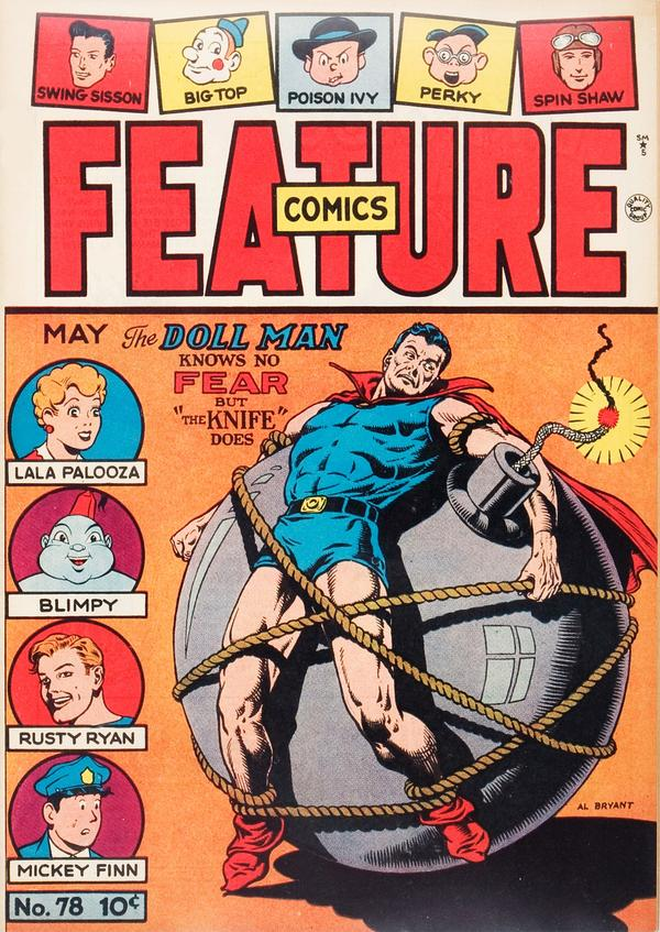 Feature Comics Vol 1 78