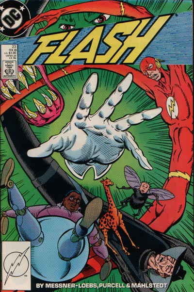 The Flash Vol 2 23