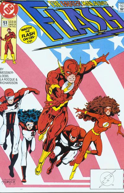 The Flash Vol 2 51