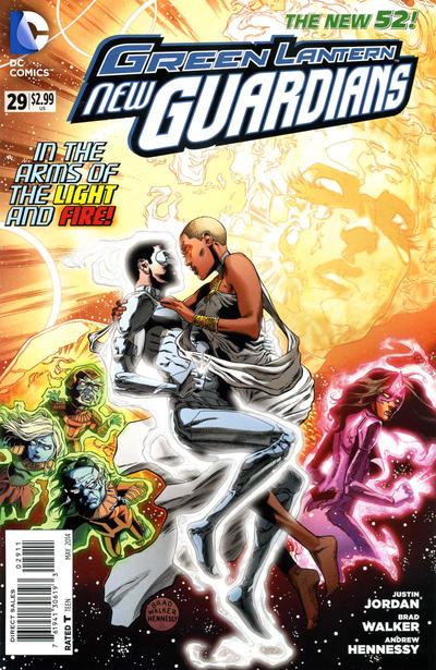 Green Lantern: New Guardians Vol 1 29