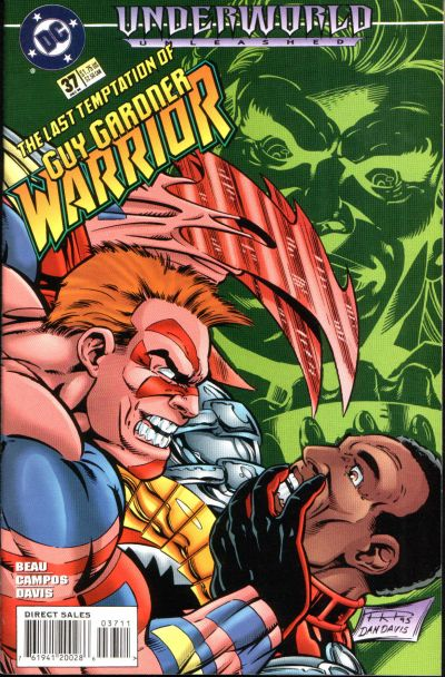 Guy Gardner: Warrior Vol 1 37