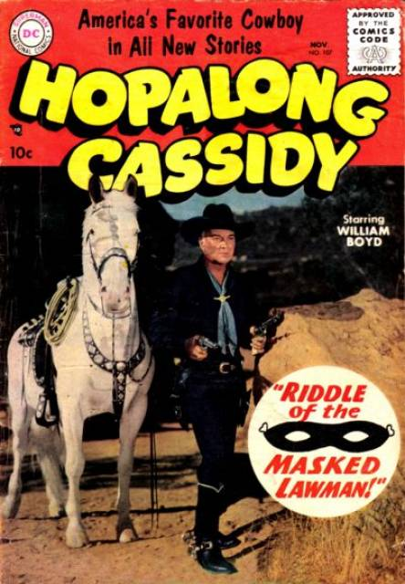 Hopalong Cassidy Vol 1 107