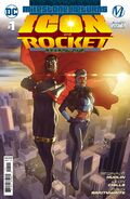 Icon & Rocket Season One Vol 1 1