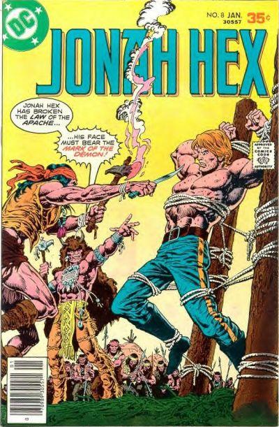 Jonah Hex Vol 1 8