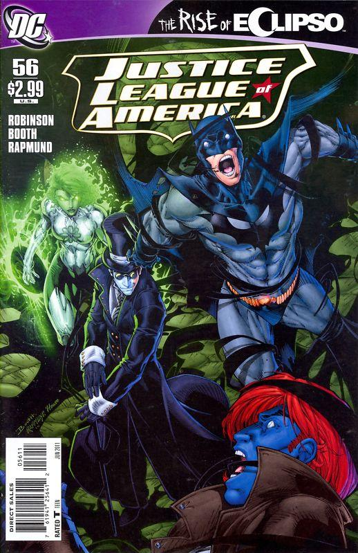 Justice League of America Vol 2 56