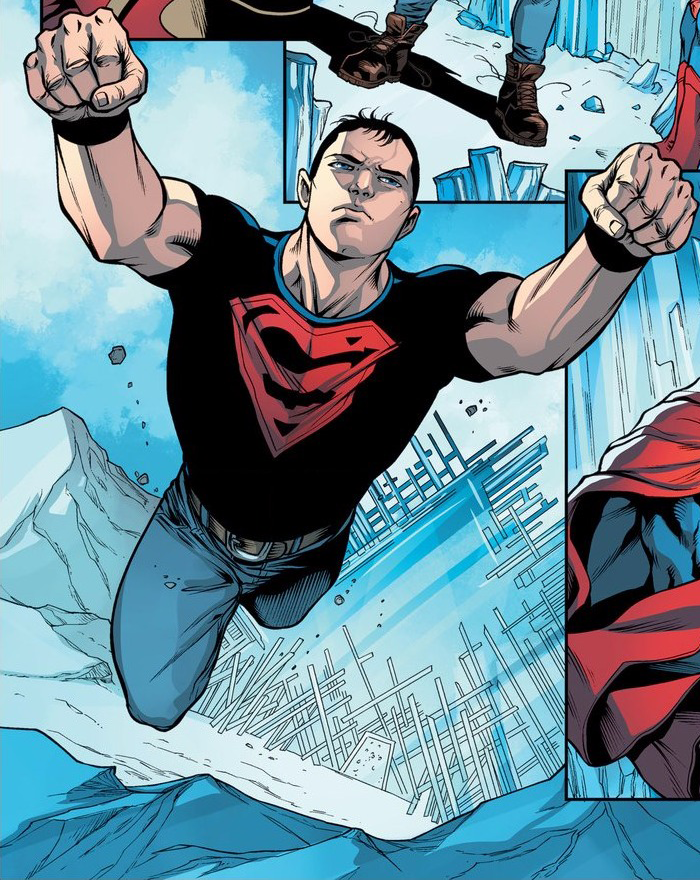 Kon-El (Injustice)