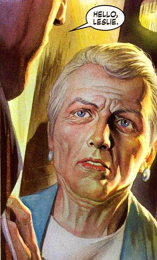 Leslie Thompkins (Justice)