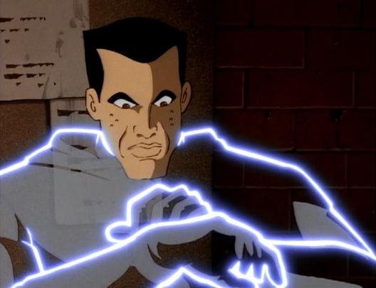Batman (1992 TV Series) Episode: See No Evil