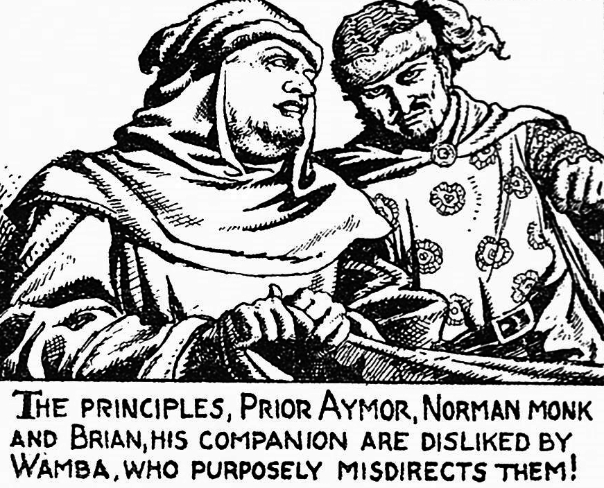 Prior Aymor (Earth-Two)