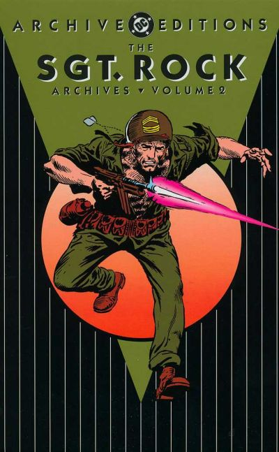 Sgt. Rock Archives Vol. 2 (Collected)