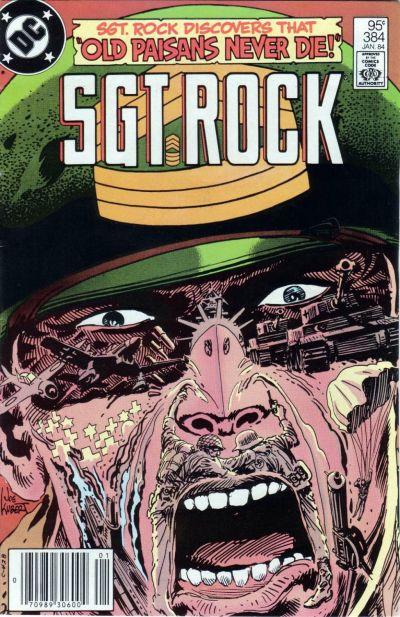 Sgt. Rock Vol 1 384