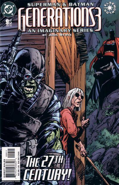 Superman & Batman: Generations III Vol 1 9