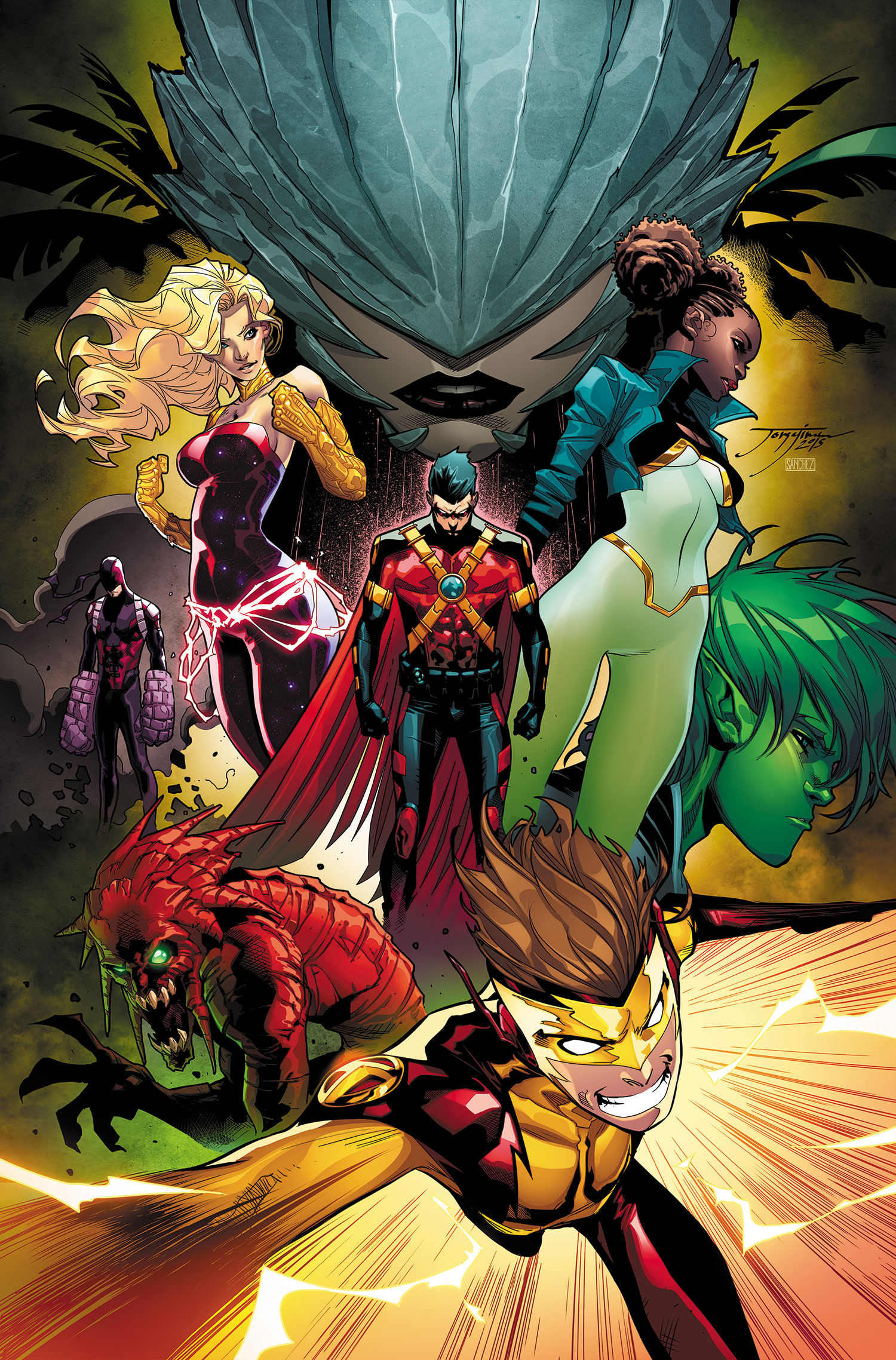 Teen Titans Vol 5 16 Textless.jpg