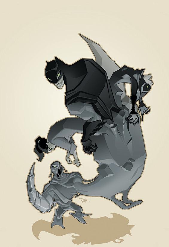 The Batman Strikes! Vol 1 14 Textless.jpg