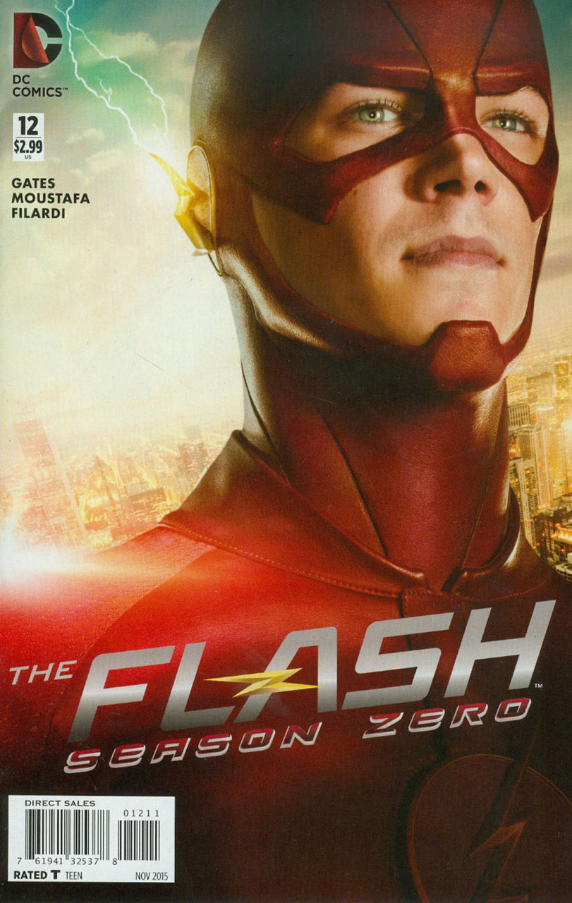 The Flash: Season Zero Vol 1 12