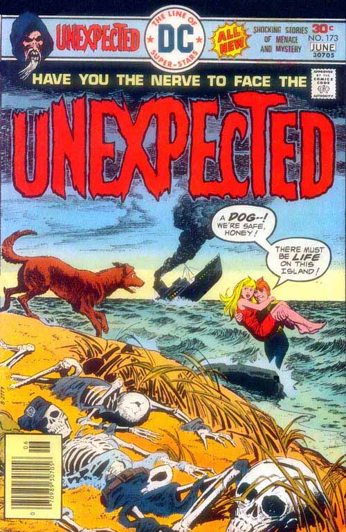 The Unexpected Vol 1 173