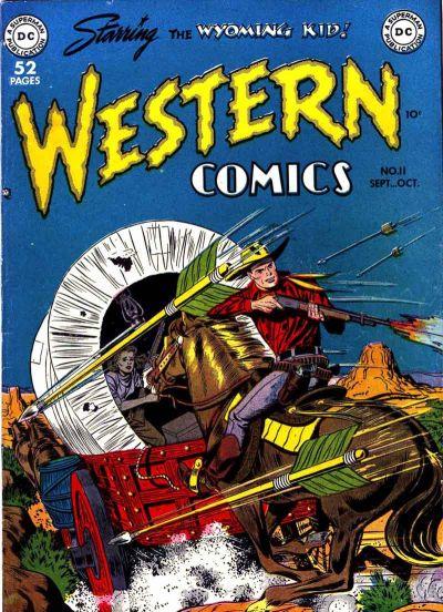 Western Comics Vol 1 11