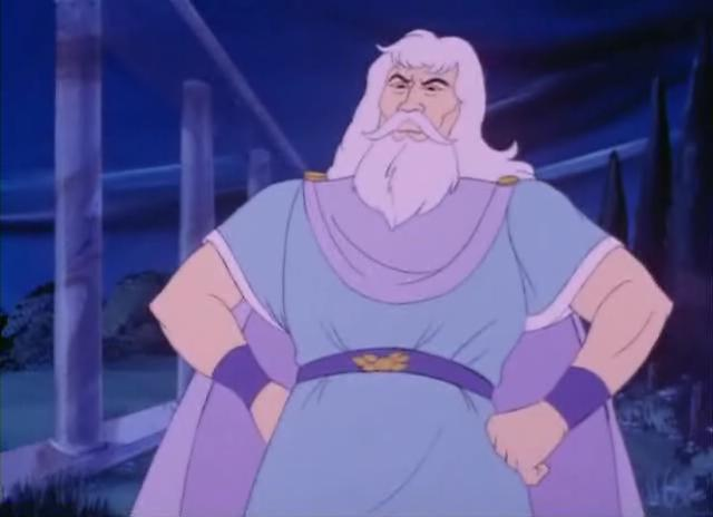 Zeus (Super Friends)