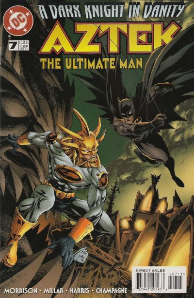 Aztek: The Ultimate Man Vol 1 7