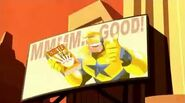 Booster Gold Joker's Playhouse 001