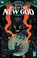 Dark Nights Death Metal Rise of the New God Vol 1 1