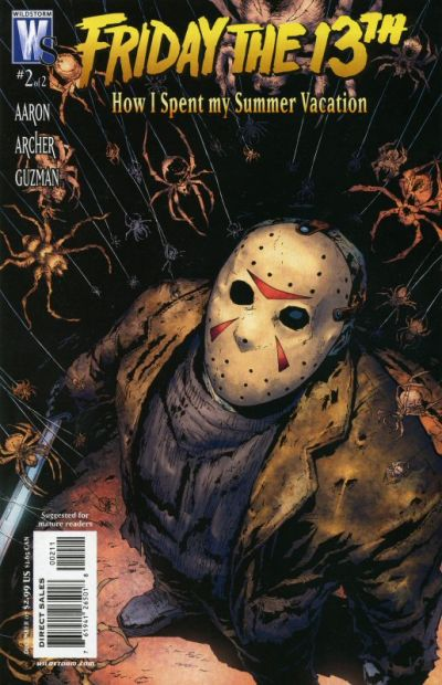 Friday the 13th: How I Spent My Summer Vacation Vol 1 2