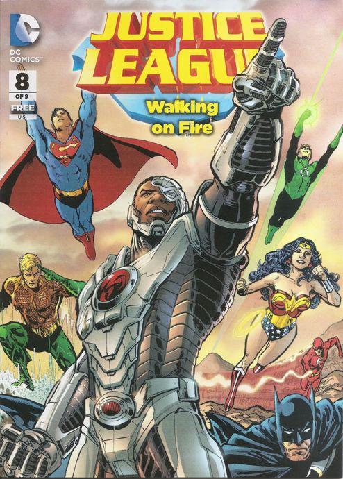General Mills Presents: Justice League Vol 1 8