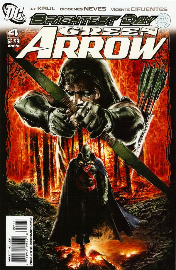 Green Arrow Vol 4 4
