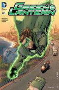 Green Lantern Vol 5 47