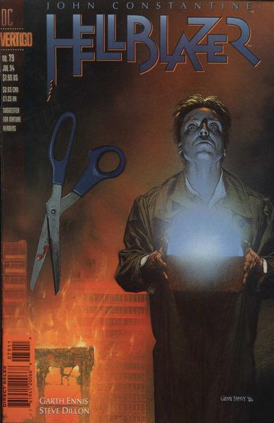 Hellblazer Vol 1 79