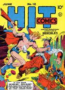 Hit Comics Vol 1 12