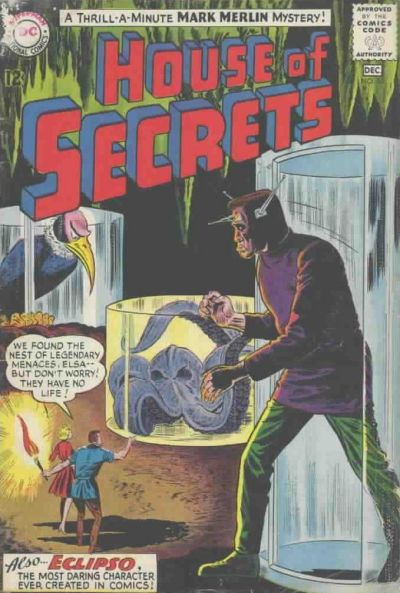 House of Secrets Vol 1 63