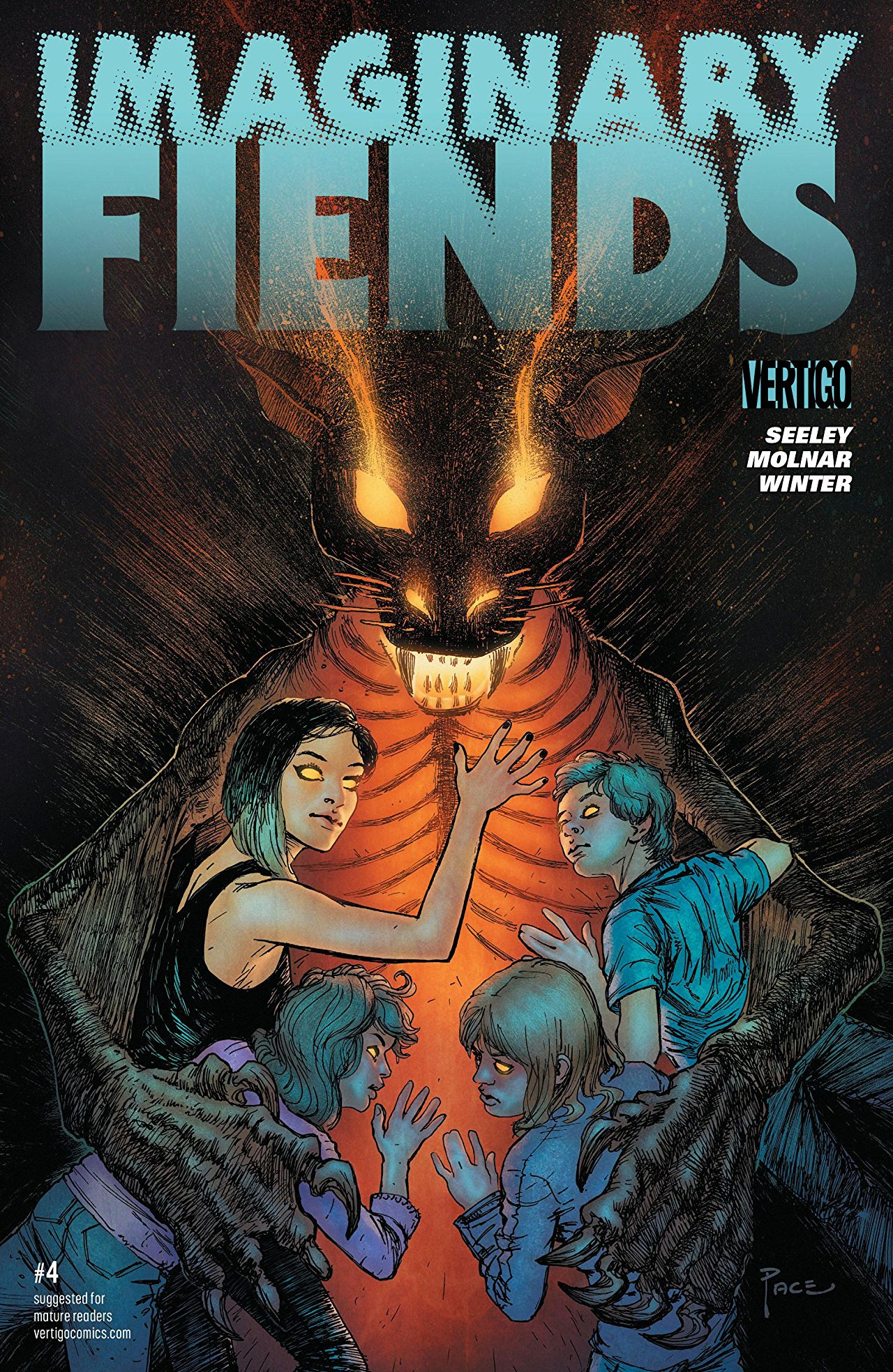 Imaginary Fiends Vol 1 4